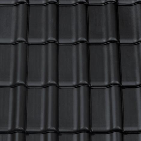 Schwarz matt (черный ангоб)