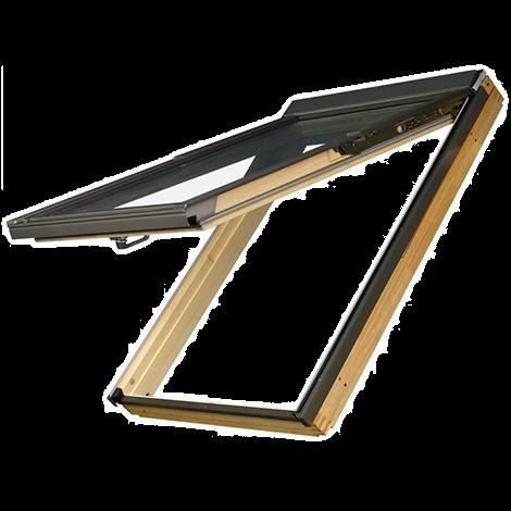 Fakro FPP с комбинированной системой открывания
