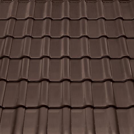 Браас Рубин 9V темно-коричневый