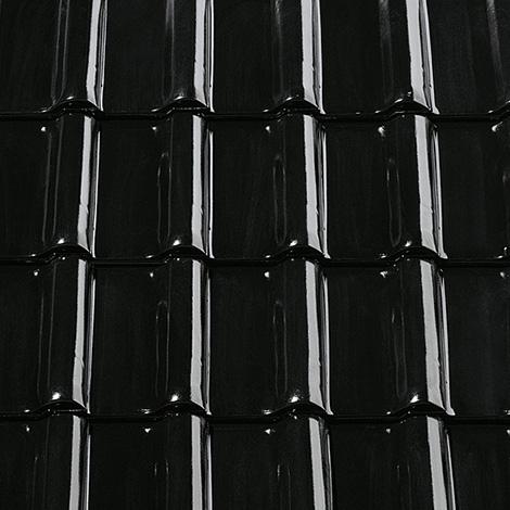 schwarz glaziert finesse