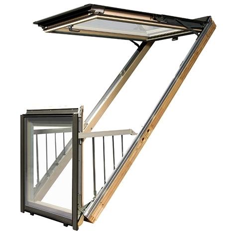 Fakro FGH-V P2 Galeria Окно-балкон
