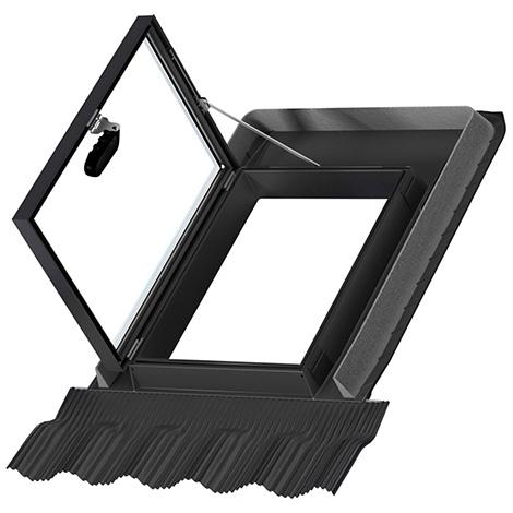 Velux GVT: окно-люк
