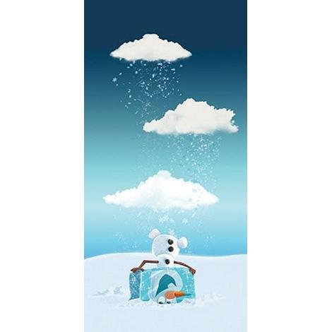 Снеговик Олаф (4658)