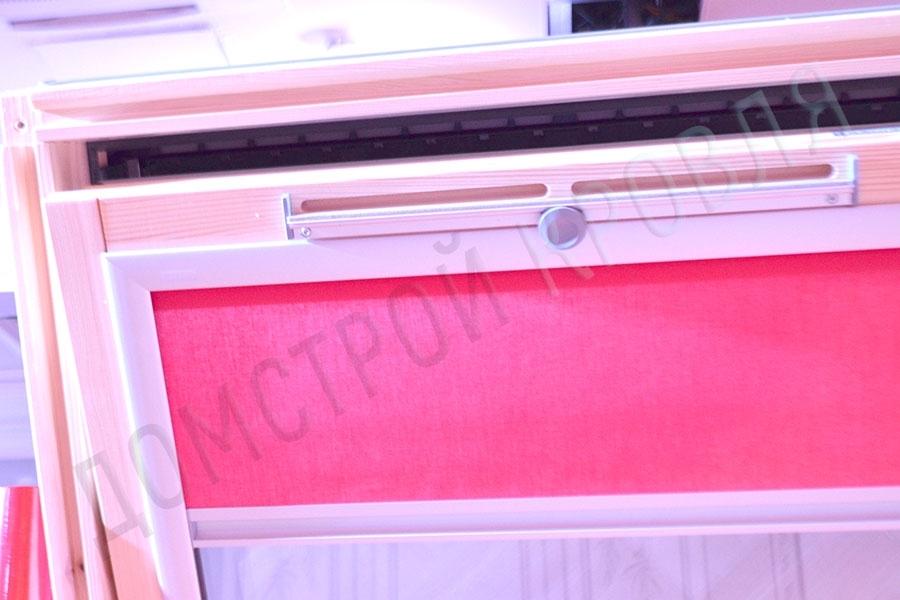 Рулонная штора на направляющих. Цвет 4159